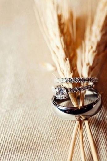 Традиции-Сватбени пръстени