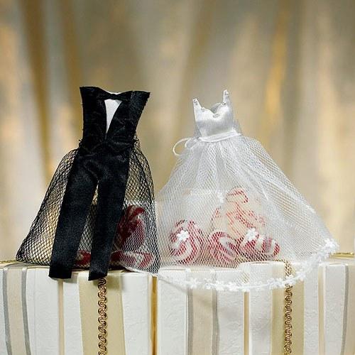 Бонбониера Булка и Младоженец