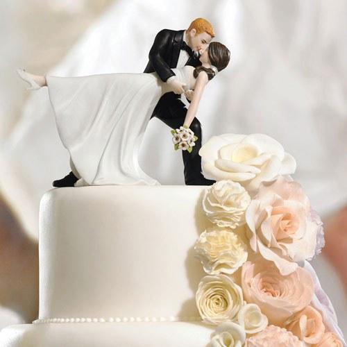 Фигурка за торта-Романтичен танц